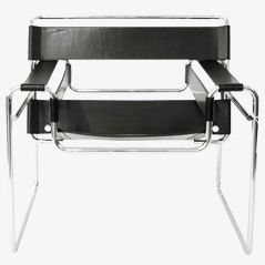 B3 Wassily Chair by Marcel Breuer for Gavina, 1960s
