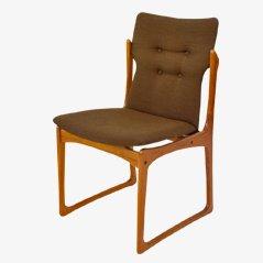 Chaise en Teck de Vamdrup Stolefabrik, Danemark, 1960