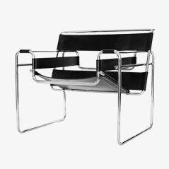 Wassily Chair von Marcel Breuer für Gavina, 1960er