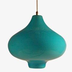 Cipolla Pendant Lamp by Massimo Vignelli for Venini Murano, 1950s