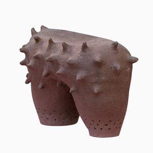 DOPPIO FONDO Skulptur oder Luftbefeuchter von Tellurico