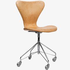 3117 Office Chair by Arne Jacobsen for Fritz Hansen