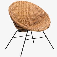 Easy Chair by John Crichton, 1950s
