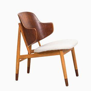 Easy Chair by Ib Kofod-Larsen for Christensen & Larsen, 1950s