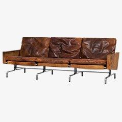 PK-31/3 3-Sitzer Sofa von Poul Kjærholm für E. Kold Christensen