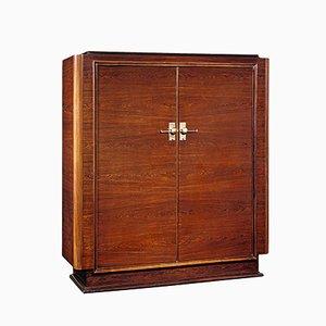 Cabinet by Jules Leleu, 1930s
