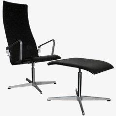 Oxford Lounge Set von Arne Jacobsen für Fritz Hansen
