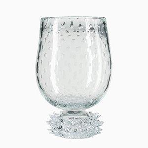Italian Murano Glasss Vase by Marco Segantin for VGnewtrend