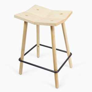 Mitre Stool Counter by Shaun Kasperbauer for Souda