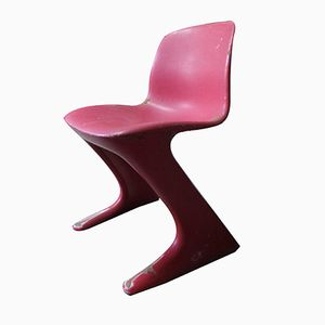 Vintage Z Chair by Ernst Moeckl, 1960s