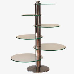 Vintage French Cake Stand, 1930s
