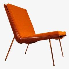 Boomerang Chair by Peter Hvidt & Orla Molgaar Nielsen, 1950s