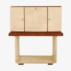 Mueble bar vintage, años 30
