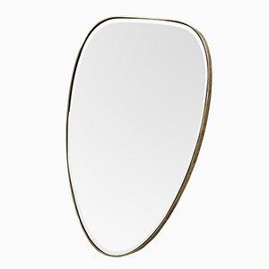 Specchio The Shield di Lind + Almond per NOVOCASTRIAN