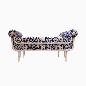 Französisches Sofa von René Prou, 1940er