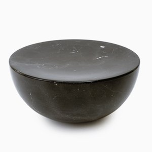 Tabouret Meditation Noir (Grand) par Michael Anastassiades