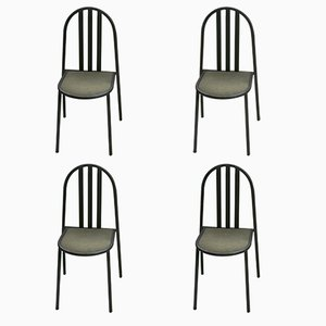 Dining Chairs by Robert Mallet-Stevens, 1980s, Set of 4