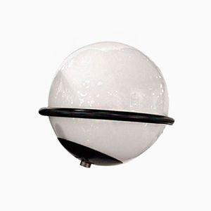 Vintage Italian Double Globe Sconce by Gino Sarfatti, 1960s