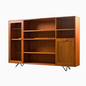 Mid-Century Fresco Teak Display Cabinet from G-Plan, 1970s