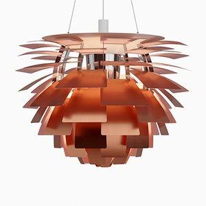 Mini Lampe PH Artichoke en Cuivre & Rose par Poul Henningsen pour Louis Poulsen, 2018