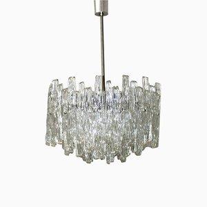 Lámpara de araña de J.T. Kalmar, años 60