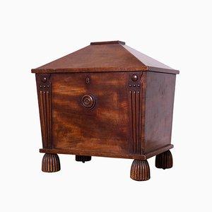 Mueble botellero inglés Regency, década de 1810
