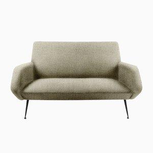 Personalisierbares Mid-Century 2-Sitzer Sofa, 1960er