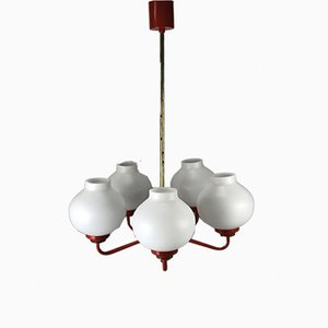 Mid-Century Space Age Ceiling Lamp