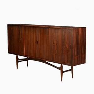 Mid-Century Danish Palisander Highboard, 1960s