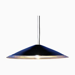 Vintage Murano Glass Pendant Lamp Renato Toso for Leucos