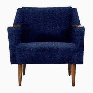Personalisierbarer kantiger Vintage Sessel, 1960er