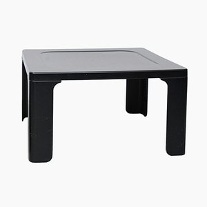 Black Side Table by Dieter Rams