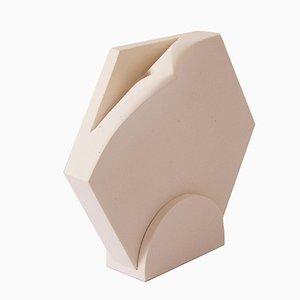 Teumsae Tischvase mit flacher Rückseite von Extra&ordinary Design
