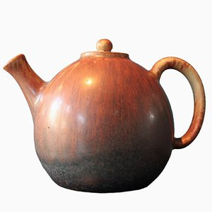 Ceramic Tea Pot by Carl Harry Stålhane for Rörstrand, 1960s