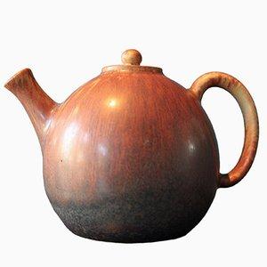 Teekanne aus Keramik von Carl Harry Stålhane für Rörstrand, 1960er