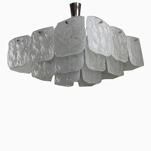 Karlstein 20-Light Chandelier by J. T. Kalmar for Kalmar, 1960s