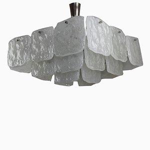 Lámpara de araña Karlstein de 20 luces de JT Kalmar para Kalmar, años 60
