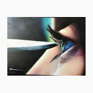 Blade to the Eye von Beni, 2017
