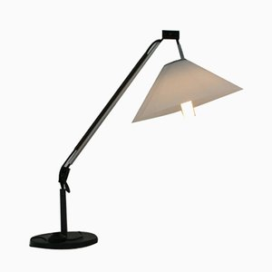 Lampada da tavolo vintage integrata di Enzo Mari per Artemide
