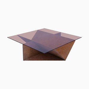 Pinac Low Coffee Table by Oeuffice