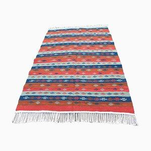 Handmade Berber Moroccan Kilim Rug