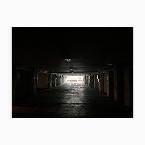 Sandra Salamonová, Licht am Ende einer Garage, 2021