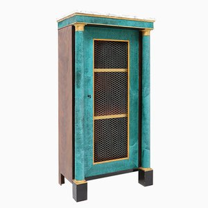 Decorative Neoclassical Cabinet