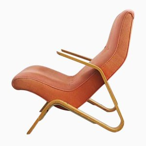 Silla Grasshopper de Eero Saarinen para Knoll International, años 60