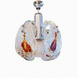 Murano Mazzega Glas Kronleuchter