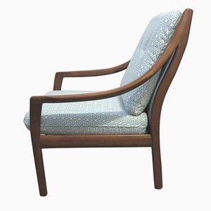 Scandinavian Modern Armchair, 1950s