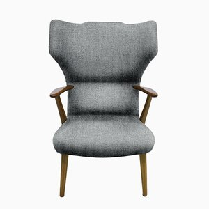 Customizable Vintage Lounge Chair