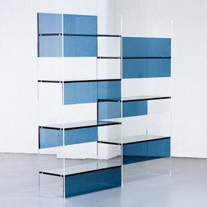 Atiha Bookshelf by Leonardo Talarico