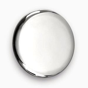 Beauty Mirror en Argent par Michael Anastassiades