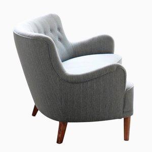 Canapé Runda Sofa par Carl Malmsten